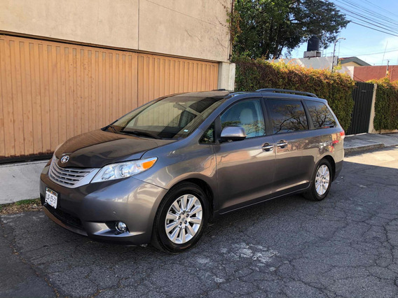 Toyota Sienna 3.5 Limited Mt 2012