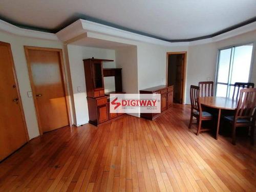 Imagem 1 de 22 de Apartamento Com 3 Dormitórios À Venda, 91 M² Por R$ 880.000,00 - Vila Mariana - São Paulo/sp - Ap2331