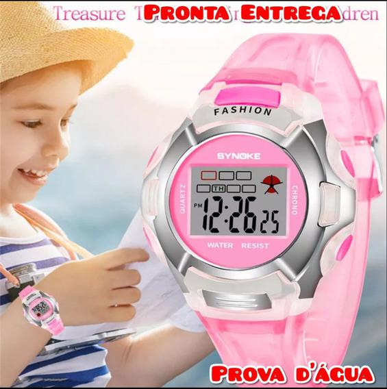 Relógio Infantil Prova D