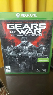 Gears Of War Ultimate Edition Xbox One Fisico Oferta !!
