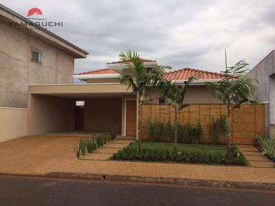 Casa Residencial À Venda, 202 M², No Condomínio Santa Isabel, Paulínia. - Codigo: Ca0180 - Ca0180