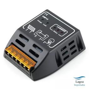 5 Controladores Carga Para Painel Solar 20 Amperes 12v E 24v