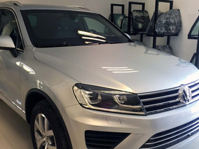 Blindada 2016 Vw Touareg V6 Tdi Nivel 4 Plus Blindados