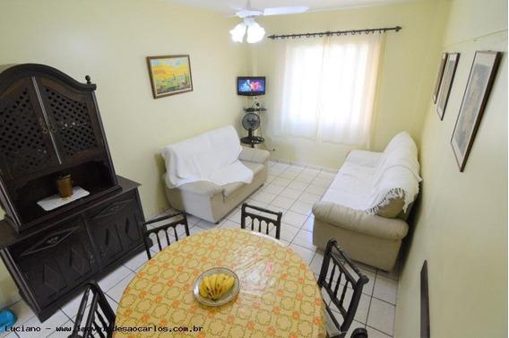 Apartamento Para Venda Em Guarujá, Barra Funda, 1 Dormitório, 1 Banheiro, 1 Vaga - Aa27_1-951449