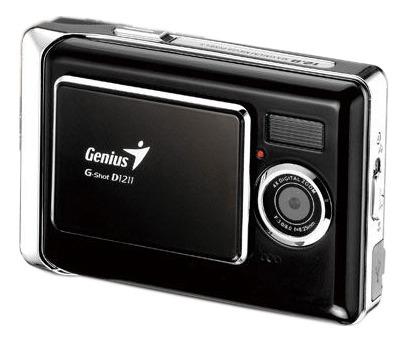 Cámara Digital Genius G-shot D1211 Usada!!!