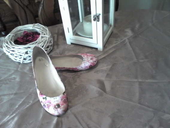 Zapatillas Tipo Toreritas