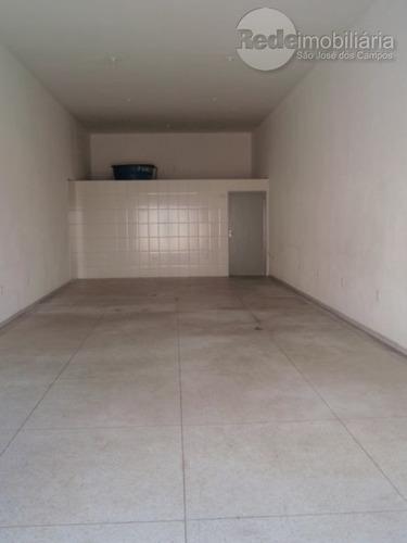 Salão À Venda, 81 M² Por R$ 200.000,00 - Jardim Santa Inês Iii - São José Dos Campos/sp - Sl0085