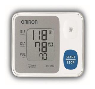 Medidor de pressão arterial Omron HEM-6124