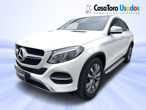 Mercedes Benz Clase Gle 350 D Coupe 4 Matic 2019 3000cc