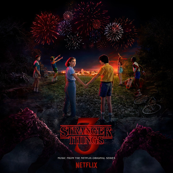 Stranger Things 3 Soundtrack Cd Nuevo Original En Stock