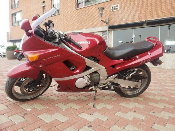 Kawasaki Zx-6