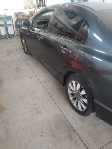 Honda Civic 2011 1.8 Lxl Flex 4p