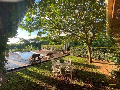 Casa Com 4 Dormitórios À Venda, 469 M² Por R$ 2.200.000 - Jardim Ibiti Do Paço - Sorocaba/sp - Ca1624
