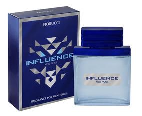 Influence New York Fiorucci Perfume Masculino 100ml