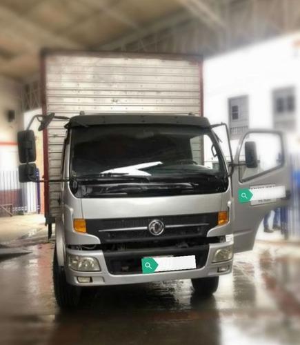 Camión Tipo Furgón Carga Seca Marca Dong Feng 2015