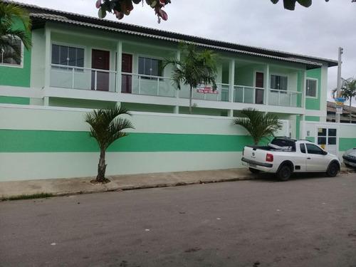 Apartamento Em Jardim Atlântico Leste (itaipuaçu), Maricá/rj De 50m² 2 Quartos À Venda Por R$ 185.000,00 - Ap623956