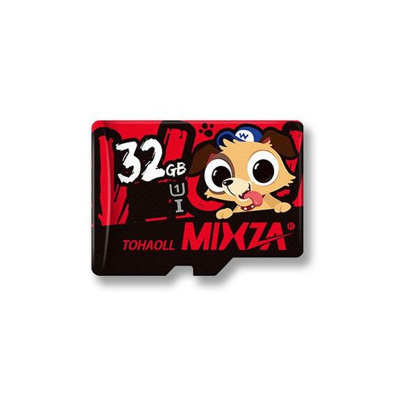 Ano Mixza Do Cão Edição Limitada U1 32gb Tf Cartão Memória
