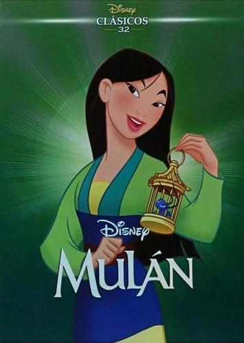 Imagen 1 de 2 de Mulán / Disney / Edición Especial 2 Dvds Con Slipcover