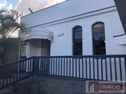 Imagem 1 de 12 de Imóvel Comercial Para Locação Em Taubaté, Centro, 3 Dormitórios, 1 Suíte, 1 Banheiro, 1 Vaga - Ca0167_1-1821598