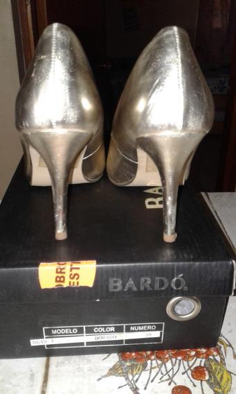 Zapatos De Vestir De Dama Tacón Alto