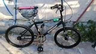 Bicicleta Halley Obelix
