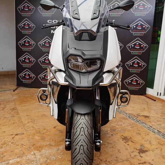 Re Estrena Scooter Bmw C400x 2019 Equipado
