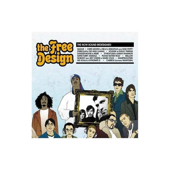 Free Design Now Sound Redesigned Usa Import Cd Nuevo