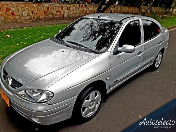 Renault Megane 2008 1.6cc