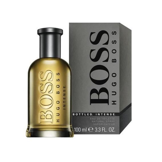 Hugo Boss Bottled Intense Masculino 100 Ml Edt