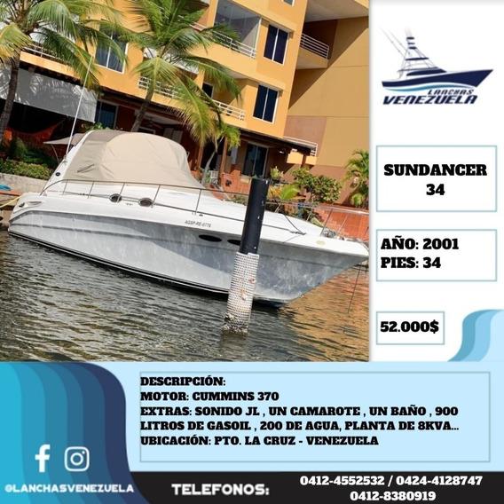 Yate Sundancer 34 Lv568
