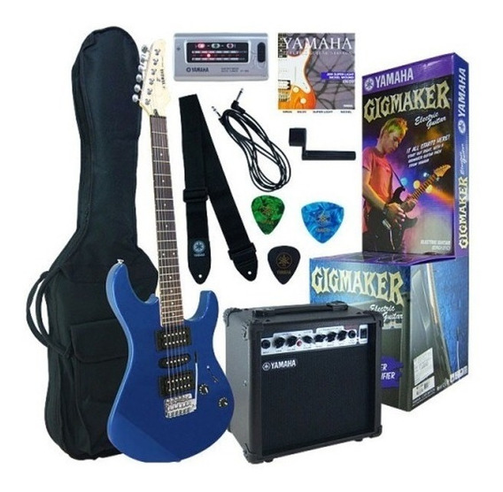Combo De Guitarra Eléctrica Yamaha Erg 121