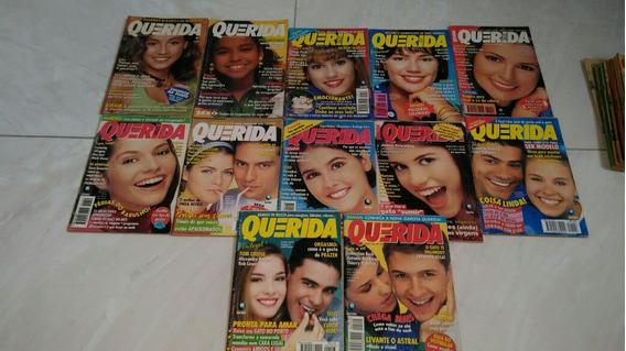 Lote Revistas Queridas Raras Antigas