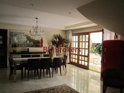 Casa Com 4 Quartos Para Comprar No Belvedere Em Belo Horizonte/mg - 13945
