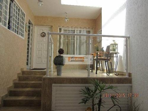 Casa Residencial À Venda, Parque Terra Nova, São Bernardo Do Campo. - Ca0715