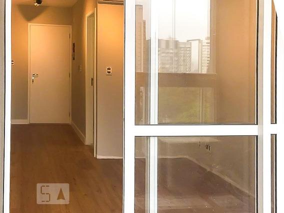 Apartamento Para Aluguel - Pinheiros, 1 Quarto, 24 - 893117055
