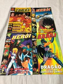 Lote 5 Gibis Revista Heroi V58
