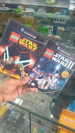 Kit Lego Star Wars 100% Original De Game Cube