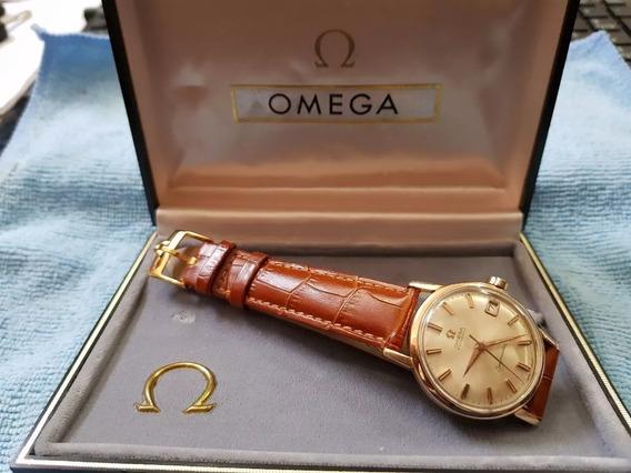 Reloj Omega Seamaster Automatico Oro 18k
