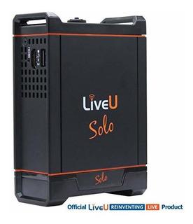 Liveu Solo Inhalámbrico Live Video Streaming Encoder Faceb ®
