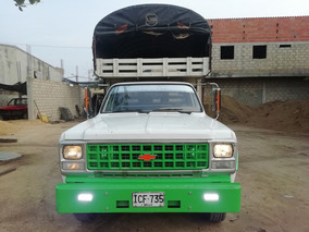 Chevrolet Modelo 83- Motor Npr