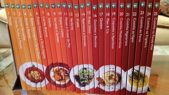 A Grande Cozinha 25 Volumes Lacrados 2007 Abril Colecoes