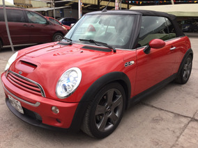 Mini Cooper S Hot Chilli Aut Convertible 2006
