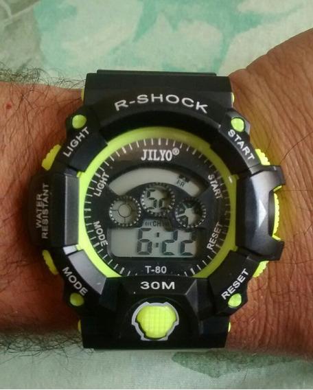 Relógio Digital Masculino Top Barato