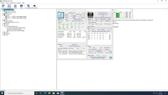 Dell Optiplex 9010 Corei7 3770 8gb Mem Hd 128ssd+hd500 Gt610