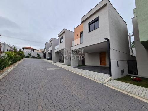 Imagem 1 de 15 de Casa Em Condomínio Para Venda Em Mogi Das Cruzes, Vila Oliveira, 4 Dormitórios, 2 Suítes, 4 Banheiros, 3 Vagas - So548_2-1147502