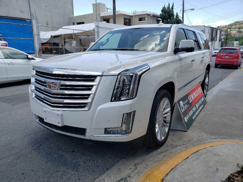 Imagen 1 de 12 de Cadillac Escalade Esv 2019 Platinum