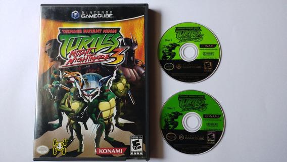 Teenage Mutant Ninja Turtles 3 Mutant Nightmare Americano!