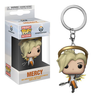 Funko Pop! Keychain: Overwatch - Mercy (31748)