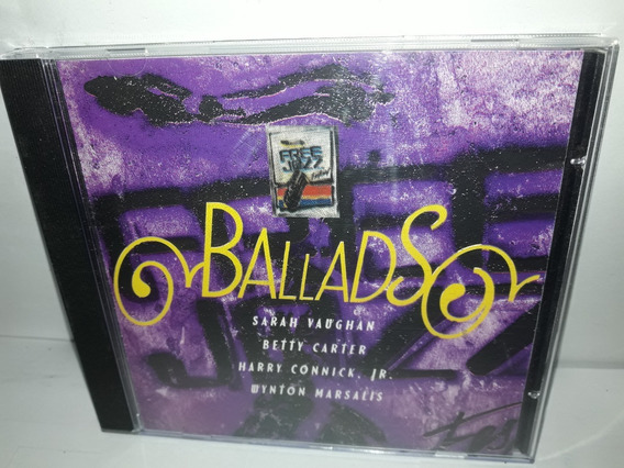 Cd Ballads Free Jazz Collection Ja 98 Semi Novo