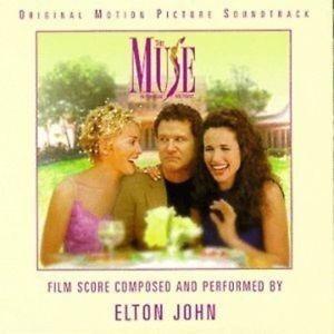 The Muse Trilha Sonora Elton John [cd Original Lacrado]